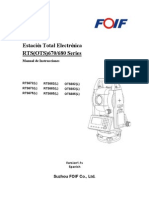 Manual Estacion Toal FOIF-680series_usermanual_SpanishV1.0 (1)