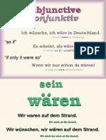 Subjunctive _ Deutsch