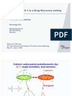 Practical Use of JC-1 in a Drug Discovery Setting