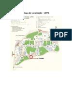 Mapa.ufpb.Localizacao.cbiotec