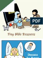 Natividad Texto Color