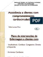 See Assistencia a Clientes Com Comprometimento Cardiocirculatorio