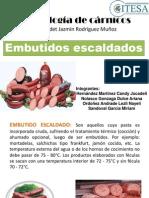 EMBUTIDOS ESCALDADOS