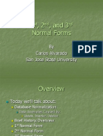 Normal Forms Carlos Alvarado