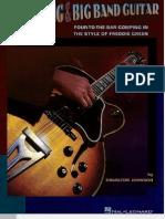 Jazz Rhythm Guitar for Swing Guitar and Big Band Styles - Charlton Johnson