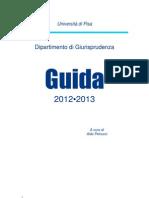 Guida Dip Jus 2012 13