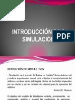 Presentacion Introduccion a La Simulacion