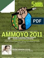 Ammoyo 2011 Souvenir