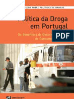 Drug Policy in Portugal Portuguese 20111206 0