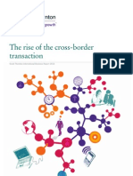2013 MA Report the Rise of the Crossborder Transaction