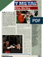 Mike McVey Warhammer Quest Diorama White Dwarf 191