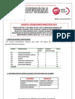 FETE Informa Oposiciones Maestros 2013