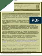 «CIRCULO DE INVESTIGACIÓN DE LA ANTROPOLOGÍA GNÓSTICA»