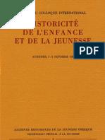 ACTES DU COLLOQUE INTERNATIONAL-HISTORICITE DE L'ENFANCE ET DE LA JEUNESSE-ATHENES 1984.pdf