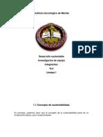Instituto tecnológico de Mérida desarrollo sustentable.docx