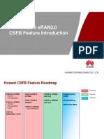 Huawei eRAN3.0 CSFB Feature Introduction