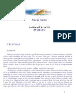 Sukrija Pandzo - Samo Jos Kosovi Zvizducu