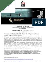 Comunicato LND 23.4.13