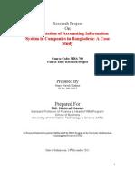 AIS Research Paper