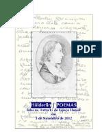 Hölderlin-Poemas (Cadernos da LetraE)