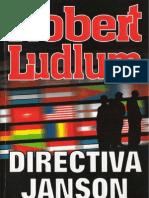 Ludlum, Robert - Directiva Janson _v.2.0