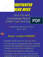 Seattle CNG Near Miss