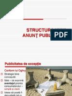 Curs 4 Structura Unui Anunt Publicitar