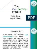 1the Training Learning Process English Final
