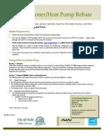 City-of-Ocala-Air-Conditioner-and-Heat-Pump-Rebate