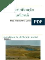Identificação eletrônica de animais