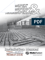Ph RadiantPEX-AL Manual