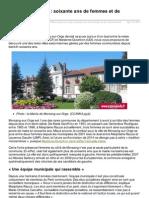 Essonneinfo.fr-morsangsurOrge Soixante Ans de Femmes Et de Communisme