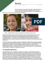 Essonneinfo.fr-duel Au Fminin Morsang