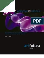 Catalogo Artfutura 2009