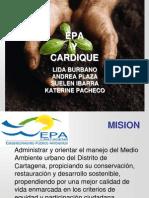 EXPOSICIÓN EPA Y CARDIQUE
