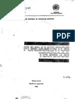 Los Contenidos Curriculares,Segun Las Areas Especificas d e Formacion Docente