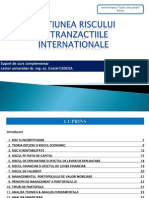 2. Gestiunea Riscului in Tranzactiile Internationale