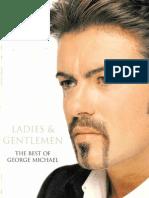 George Michael - Ladies & Gentlemen, Songbook