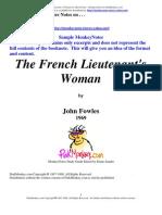 Pm Frenchwoman Sample