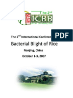 2nd ICBB Proceedings