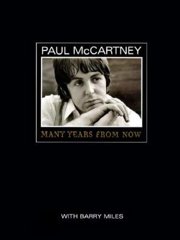 607eeb794d Paul McCartney (Many Years From Now) by Barry Miles