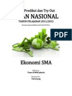 Soal Try Out Un 2012 Sma Ekonomi Paket 21