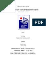 81655460 PCM Pulse Code Modulation