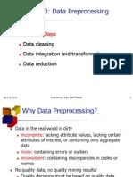 Data Mining Chapter3 0