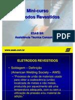 Eletrodos Revestidos - Mini Curso_pt