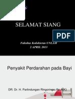 Apcd Perdarahan Intrakranial 02042013