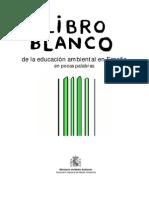 EL LIBRO BLANCO DE LA EDUCACIÓN AMBIENTEL EN ESPAÑA
