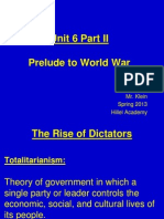 2. Prelude to World War II