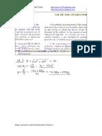 Engineering Mechanics (Statics) by Meriam(two chapters)
