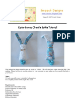 Easter Bunny Softie Tutorial
